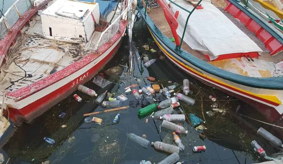 تلوث المياه في تونس