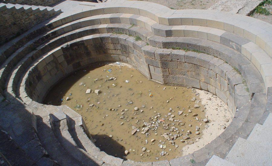 Tempel Zaghouan