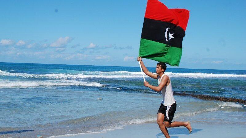 Benghazi libya water in Libya