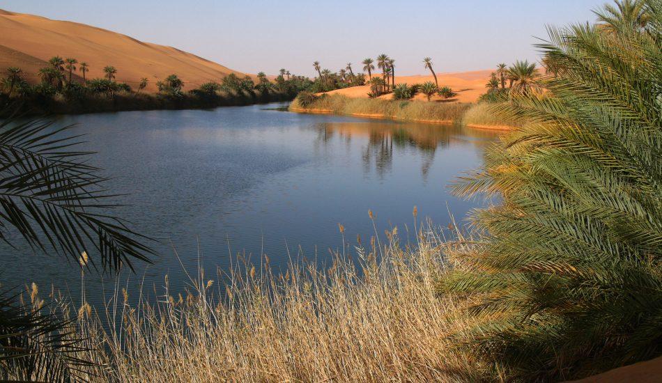 صحراء ليبيا جودة المياه في ليبيا