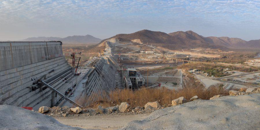 Grand Ethiopian Renaissance Dam GERD