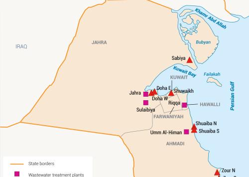 Water Infrastructure in Kuwait
