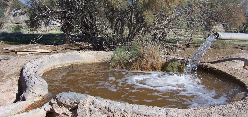 الري الكويت الموارد المائية المشتركة في الكويت