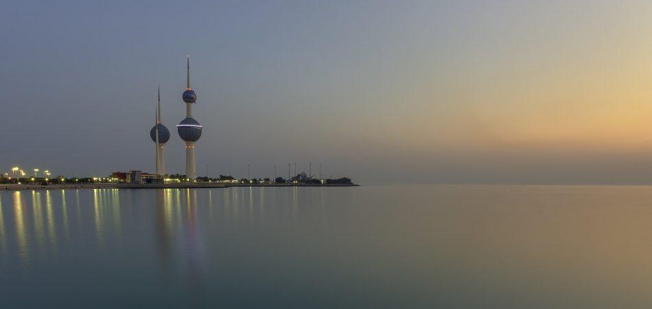 أبراج الكويت استهلاك المياه في الكويت