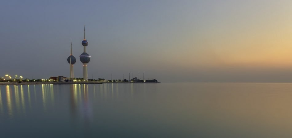 kuwait towers water use in Kuwait