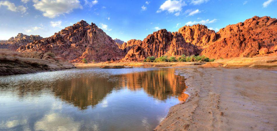 Water quality in KSA