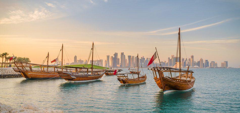 الدوحة قطر، المياه في قطر