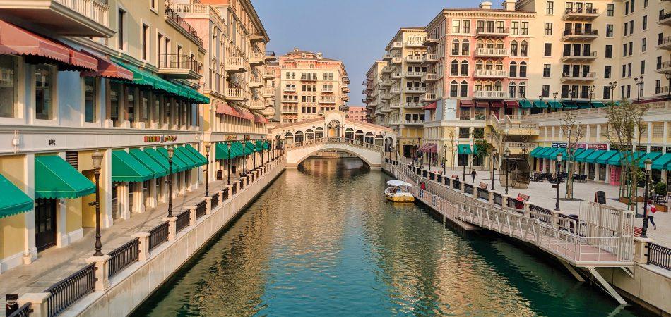 الدوحة قطر، جودة المياه في قطر