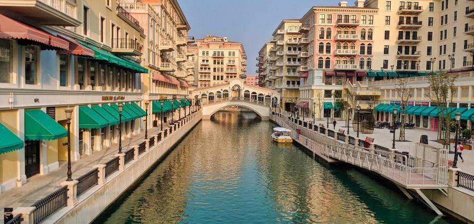 The Pearl - Doha, Qatar, Water Quality in Qatar
