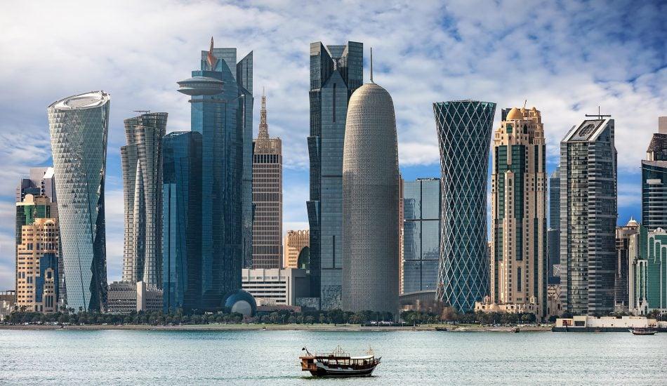 خليج الدوحة، موارد المياه في قطر