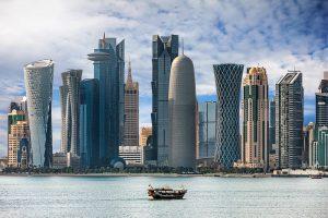 موارد المياه في قطر