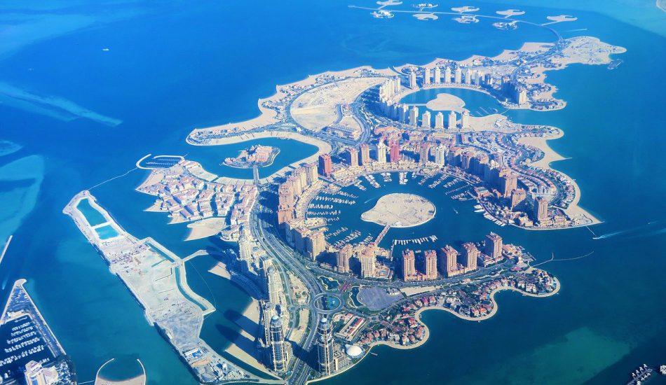 الدوحة قطر - المياه في قطر