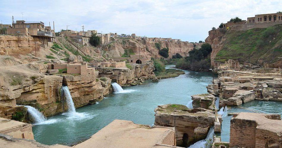 استهلاك المياه في إيران